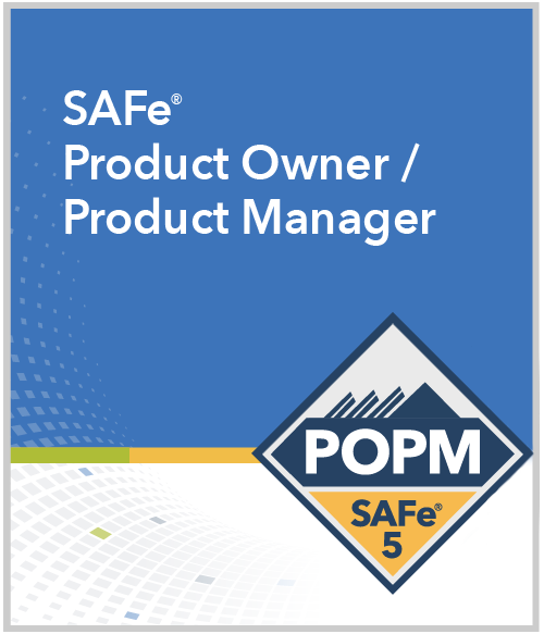 SAFe® 5.0 Product Owner / Product Manager - with SAFe POPM certification