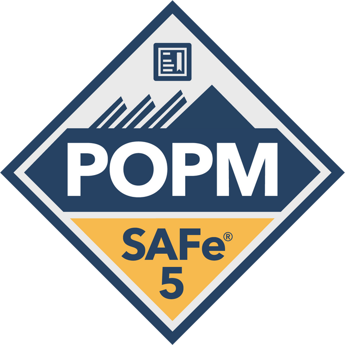 Certified SAFe Product Owner/Product Manager