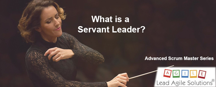 What is a Servant Leader?