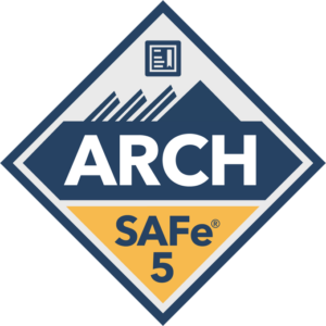 Certified SAFe Architect